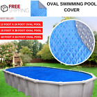 Cover For Oval Swimming Pools 12 Foot x 24 Foot  15 Ft x 30 Ft  18 Ft x 33 Ft