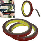 2pcs 3M X 10MM Auto Car Truck Trim Double Sided Molding Adhesive Acrylic Tape US
