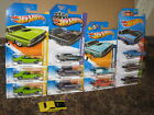 Hot Wheels Lot of 12 1971 Dodge Challenger Muscle Mania 71 Then and Now Mopar