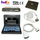 Cms600p2 Fda Ce 10.1 Inch Portable Ultrasound Scanner Laptop Machine For Human