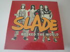 Slade: when Slade Rocked the World 4 LP Coloured Vinyl + 2 CD+ Book