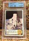 1969 Topps Man on the Moon Trading Cards 22