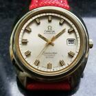 OMEGA Seamaster Cosmic 2000 Mens Automatic w Date c1972 Swiss Vintage LV736RD