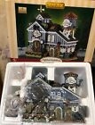 RARE. New LEMAX PETERSON ICE HOUSE & COLD STORAGE Village HARVEST CROSSING