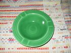 MEDIUM GREEN   FIESTA ASHTRAY  -FIESTAWARE                          -