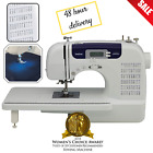 Brother Sewing Quilting Machine CS6000i Computerized Decorative Stitch Portable