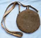 RARE  ORIG US CIVIL WAR MODEL 1858 WATER CANTEEN WITH STRAP
