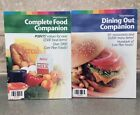Weight Watchers Complete Food Dining Out Companion Book TurnAround Point Program