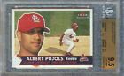 Albert Pujols Baseball Cards, Rookie Card Checklist, Autograph Guide 34