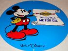 VINTAGE SUNOCO MERCURY MADE MOTOR OIL & GAS MICKEY MOUSE 12