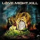 LOVE.MIGHT.KILL - BRACE FOR IMPACT  CD will combine s/h