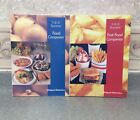 2 NICE 1997 Weight Watchers 123 Success Program Food Companion  Fast Food Books