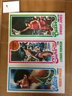 1980-81 topps basketball lot All Hall Of Famers And Same Pack Plus Knicks Poster