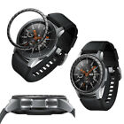 For Samsung Galaxy Watch 46MM/LTE Bezel Ring Adhesive Cover Anti Scratch Metal