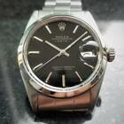 ROLEX Men's Oyster Perpetual Date 1500 26J Automatic, c.1961 Swiss Vintage LV788