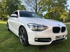 LARGER PHOTOS: Bmw 118D Sport 2.0 Diesel £30 Tax Red Leather Top Spec 58,000miles