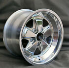 2 Maxilite Wheels for Porsche 911 9x16 Polished w TV