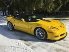 2009 Chevrolet Corvette ZR1 20 of 60 Pre production Pilot Cars built in 2008 before the regular production