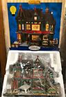 Rare New  Lemax 12 Days Of Christmas Manor Musical  Lighted Village House 2009