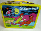Vintage 1973 Scooby Doo metal lunch box by Thermos