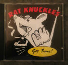 RAT KNUCKLES Get Some! 1996 CD indie hard rock hair band