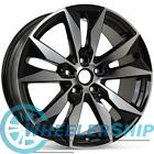 New 18 Wheel for Chevrolet Malibu 2016 2017 2018 Machined W Black Rim 5716