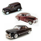 Best of 1940s Diecast Cars Set 37 Set of Three 1 24 Scale Diecast Model Cars