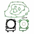 Engine Cover Head Top End Gasket Kit Set for Kawasaki KX450F 2009-2013 10 11 12