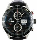 MINT TAG Heuer Carrera Day Calibre 16 Chronograph CV2A10 Stainless Watch