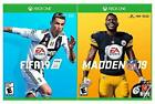 Xbox One Ultimate Sports Gaming Bundle - Includes Madden NFL 19 FIFA 19