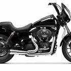 Two Brothers Stainless w Carbon 2 Into 1 Comp S Exhaust 1999 2005 Harley Dyna