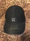 Tiger Woods Autograph NWT Golf TW Sports signed in front of me in bethpage NY