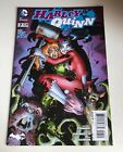 HARLEY QUINN THE NEW 52 DC COMIC 007 SIGNED BY CHAD HARDIN