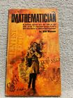 The Mathematician by Will Manson 1967 Flagship 716 vintage PBO spy espionage