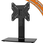 Universal Swivel TV Stand Base Table Top TV Stand for 19 to 39 inch TVs with 90