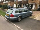 LARGER PHOTOS: JAGUAR X TYPE 2.5 AUTO ESTATE SE SPORT 4X4 AWD