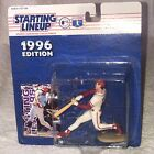 Kenner Starting Lineup Sports Collectible Vintag 1996Texas Rangers Will Clark E2