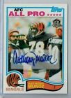 2015 Topps 60th Anniversary Retired Autograph Football Cards 16