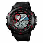 SKMEI 1428 Outdoor Sports Watch 50m Waterproof Multifunction LED Digital Watch E