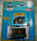 Take Along Thomas the Train Tank Engine Take Along Toby Tram Mail Metal NEW