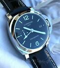 Panerai Luminor 1950 3 Days GMT Acciaio 42mm PAM 535 Automatic PAM00535 Hobnail