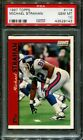 Michael Strahan Cards, Rookie Cards and Autographed Memorabilia Guide 9