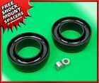 2 Front Leveling Lift Kit Billet Spring Spacers Fits 1995 1999 Chevy Tahoe 2WD