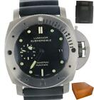 Mint Panerai PAM 305 Luminor 1950 Automatic 44mm Titanium Watch PAM00305