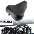 Front Driver Rider Solo Seat For Harley Sportster 883 1200 72 48 1983 2003