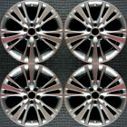 Set 2010 2011 2012 2013 2014 Lexus RX350 RX450h OEM 19 Hyper Wheels Rims 74254