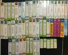 U PICK 58 Cricut Cartridges GREAT CONDITION Many hard to find or retired