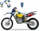 BLACKBIRD Sticker Kit Fit Husaberg FS650 2006 2007 2008