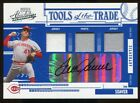Tom Seaver 2005 Playoff Absolute Memorabilia Tools of the Trade Jersey Auto 5