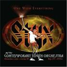 One With Everything: Styx and the Contemporary Youth Orchestra by Styx